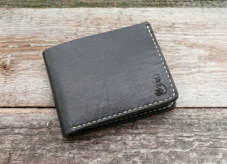 SOXISIX BIFOLD WALLET PM.45/BLACK