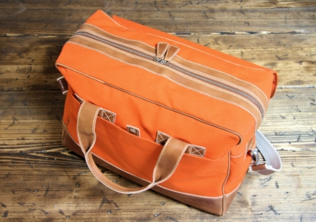 SOXISIX COMPUTER BAG VZ.33/ORANGE