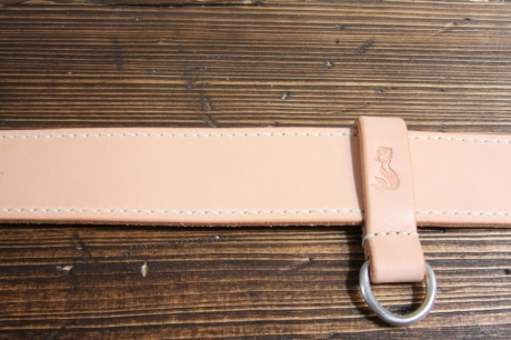 SOXISIX BELT VZ.20-AG/VEGETABLE TAN