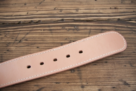 SOXISIX BELT VZ.20-K/VEGETABLE TAN