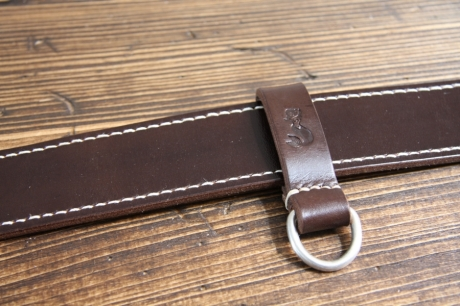 SOXISIX BELT VZ.20-P/Dark Brown