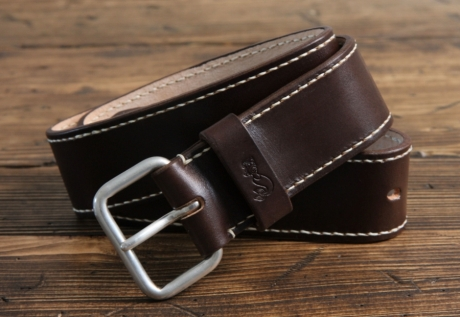 SOXISIX BELT VZ.20-C:UN/Dark Brown
