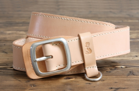 SOXISIX BELT VZ.20-P/VEGETABLE TAN