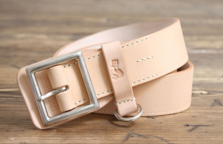 SOXISIX BELT VZ.31-AG/VEGETABLE TAN