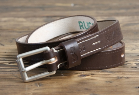 SOXISIX BELT VZ.31-SR:UN/Dark Brown