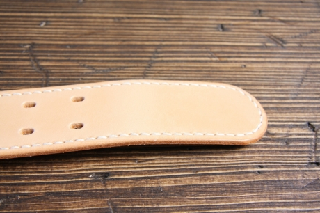 SOXISIX BELT VZ.33-PP/VEGETABLE TAN