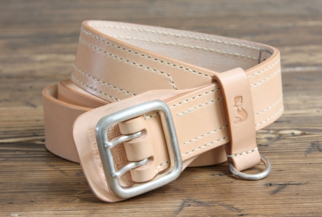 SOXISIX BELT VZ.34-PP/VEGETABLE TAN