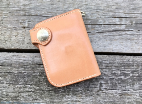 SOXISIX WALLET PM.29/VEGETABLE TAN