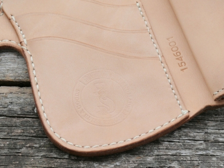 SOXISIX WALLET PM.46/VEGETABLE TAN