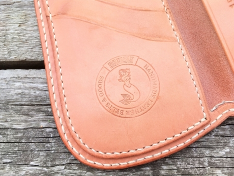 SOXISIX WALLET PM.49/VEGETABLE TAN
