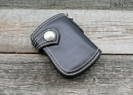 SOXISIX WALLET PM.47/BLACK