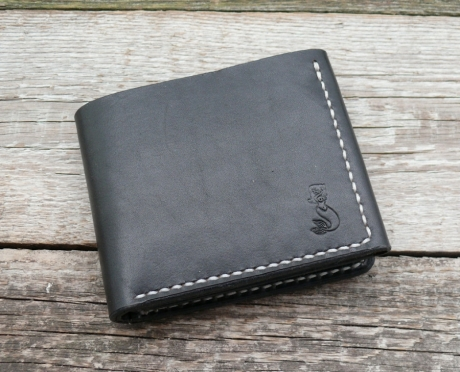 SOXISIX TRIFOLD WALLET PM.50/BLACK