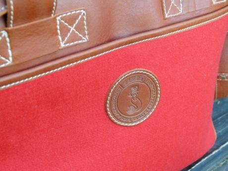 SOXISIX WEEKENDER BAG VZ.36/FELT/RED